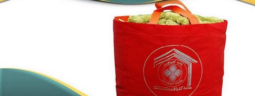 بازار خرید پتو گلبافت دو نفره فلورا